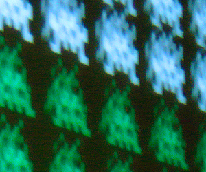 Multitouch Space Invaders